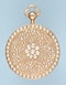 VERY FINE & RARE PEARL ENCRUSTED GOLD REPEATER - image 1