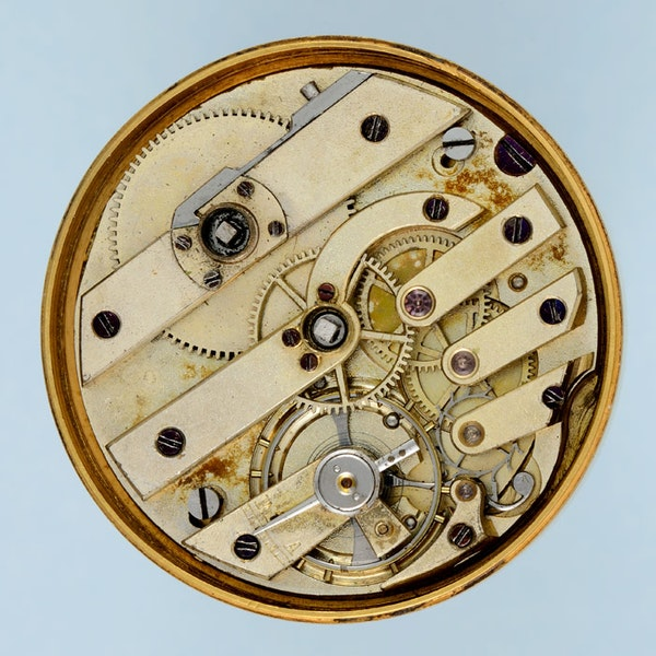 SWISS LAPEL WATCH - image 3