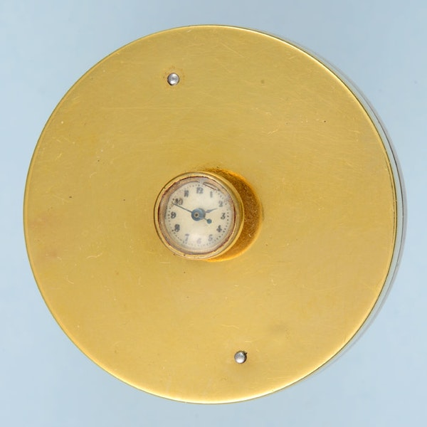 SWISS LAPEL WATCH - image 1