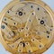 GOLD INDEPENDENT SECONDS LEVER POCKET WATCH - image 2