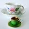 Miniature Coalport cup and saucer - image 5