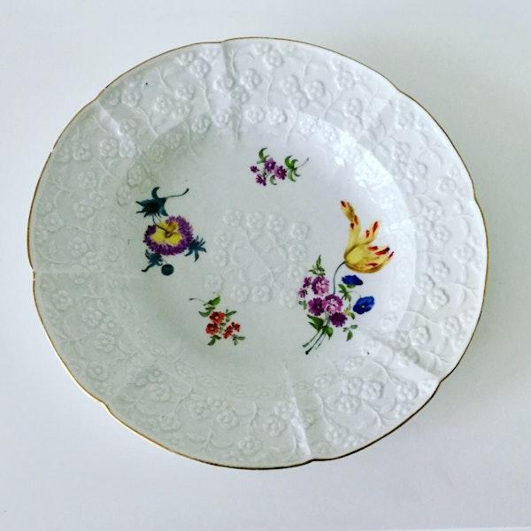 18th century Meissen plates - image 2
