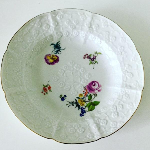 18th century Meissen plates - image 1