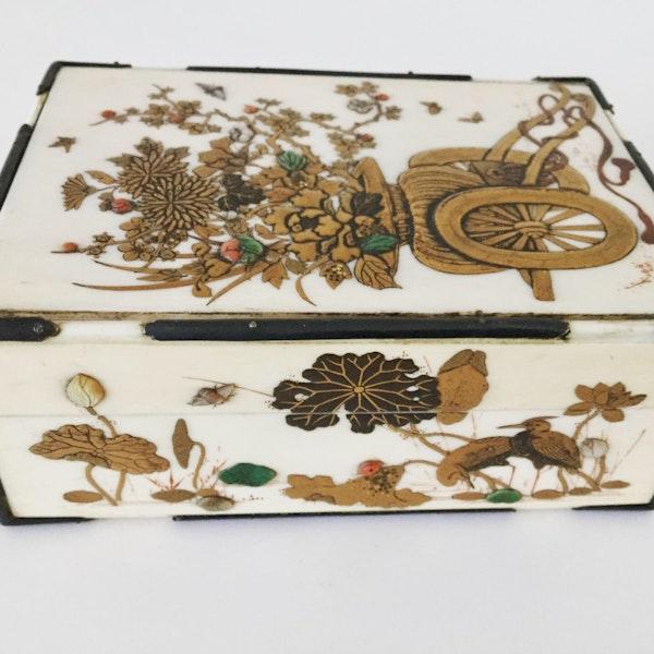 Shibayama box - image 3