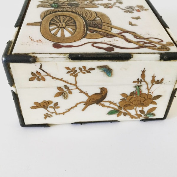 Shibayama box - image 4