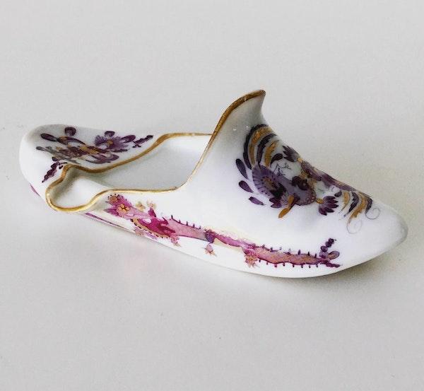 Meissen slipper - image 1