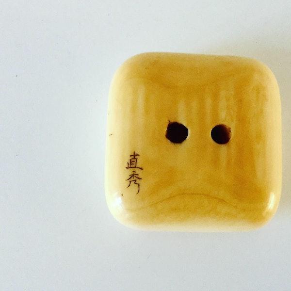 Manjou netsuke - image 2