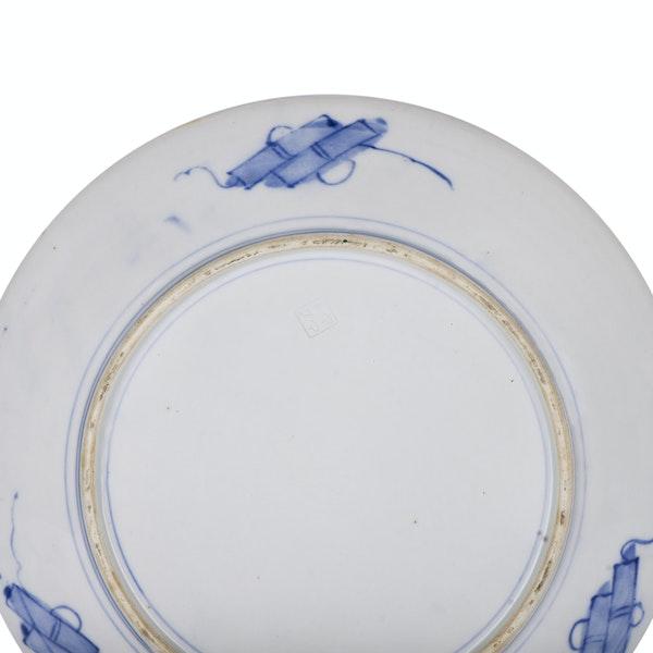 Japanese Imari plate - image 2