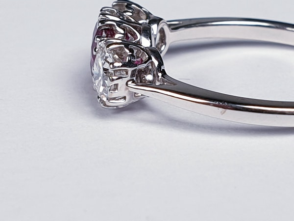 Ruby and Diamond Ring DBGEMS - image 2