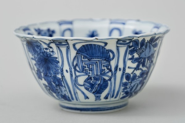 A FINE KRAAK WARE 'CROWCUP' BOWL, WANLI (1573-1619) - image 1