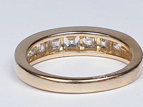 Half hoop diamond ring  DBGEMS - image 4