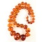 MM6487n Amazing large Amber bead necklace rare and stunning - image 2