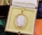 A very fine High Carat Yellow Gold Oval Shell Cameo and Pearl Pendant, Inscribed 1808 - image 1
