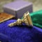A very fine Bloodstone Seal in 15ct Yellow Gold, English, Circa 1850 - image 2