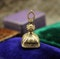 A very fine Bloodstone Seal in 15ct Yellow Gold, English, Circa 1850 - image 3