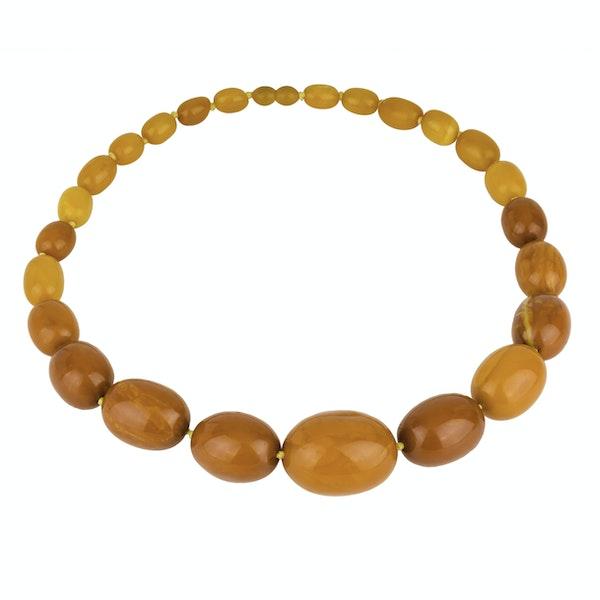 Amber Beads - image 1