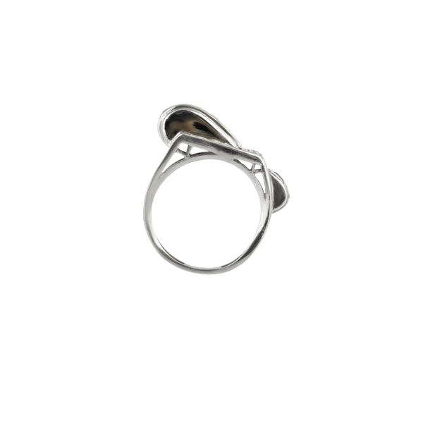 Ruby & Diamond Ring - image 2