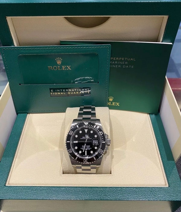 Rolex Submariner 116610LN Year 2020 - image 1