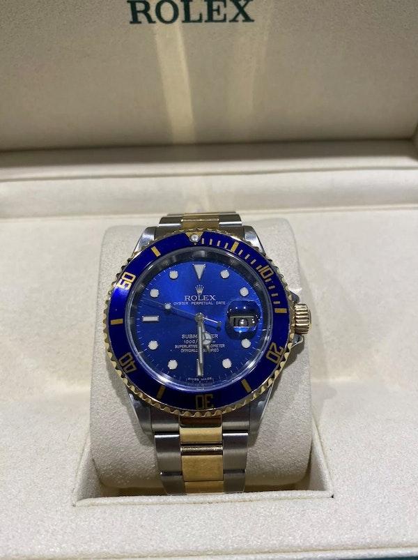 Rolex 16613 Submariner Steel & Gold 2006 - image 1