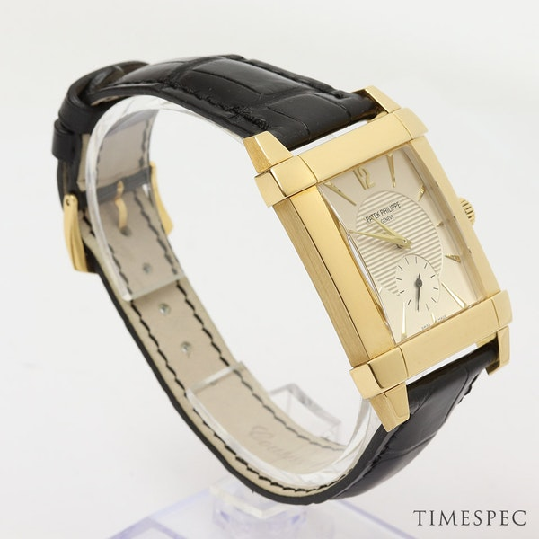 Patek Philippe Gondolo 5111J/001 18k Yellow Gold With Papers - image 3