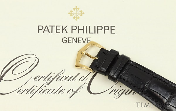 Patek Philippe Gondolo 5111J/001 18k Yellow Gold With Papers - image 7