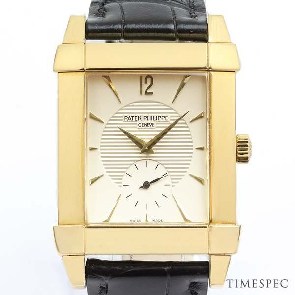 Patek Philippe Gondolo 5111J/001 18k Yellow Gold With Papers - image 1