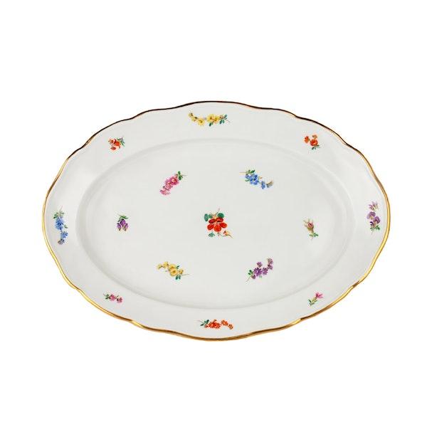 Large 19th century Meissen dinner service - image 20