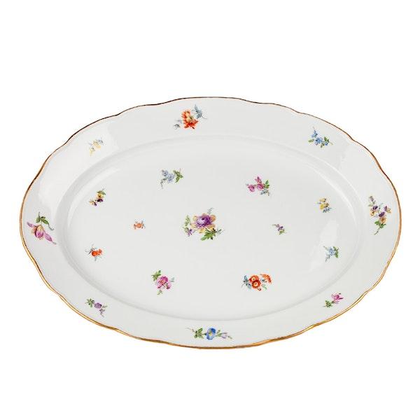 Large 19th century Meissen dinner service - image 19