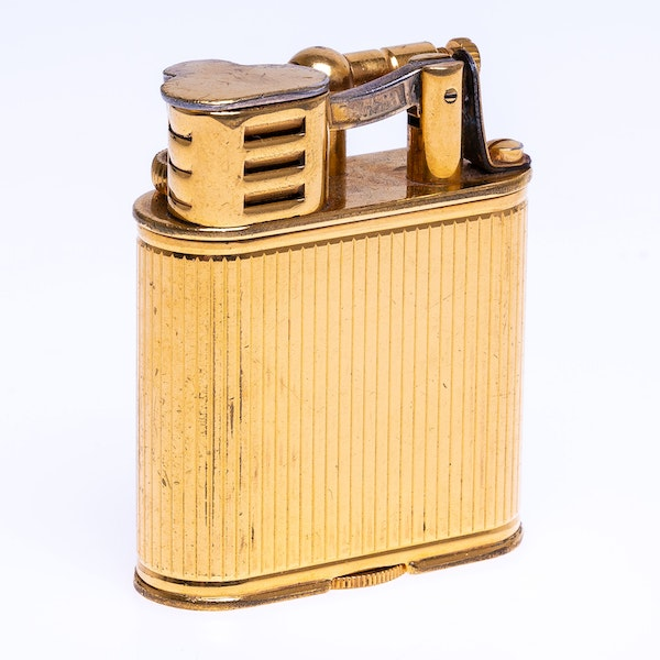 Dunhill sport oil lighter - image 1