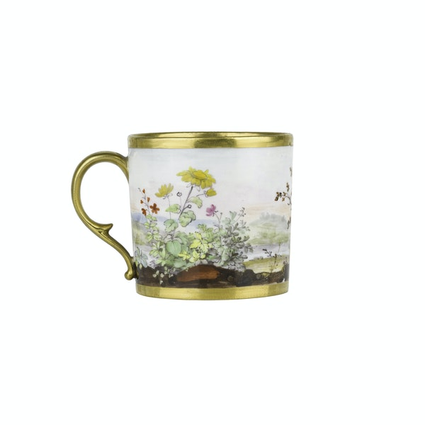 Cup/saucer french coffee - image 2