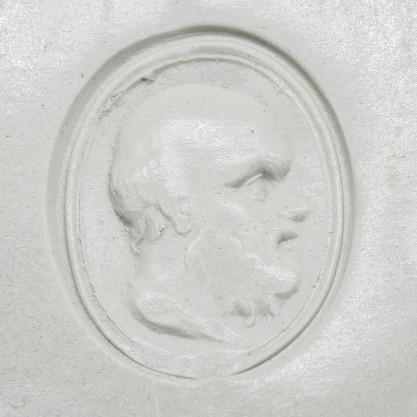 Citrine Curve intaglio ring 'Sokrates' - image 4