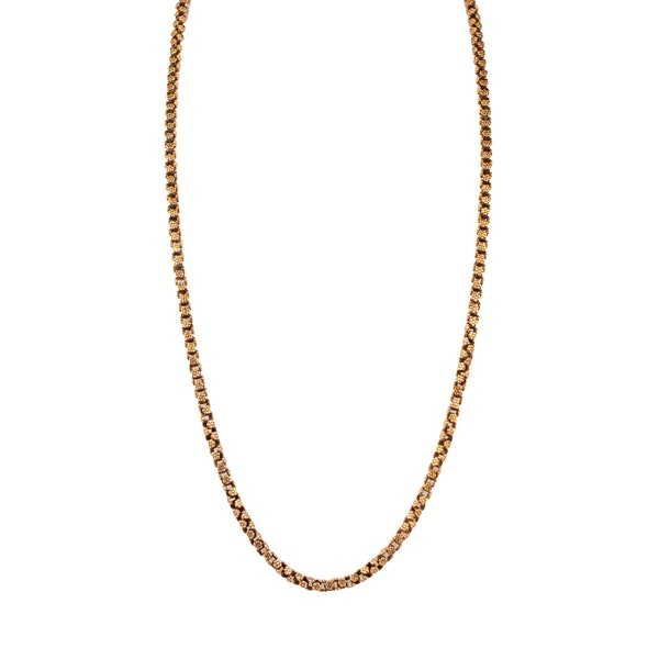 Georgian gold chain - image 1