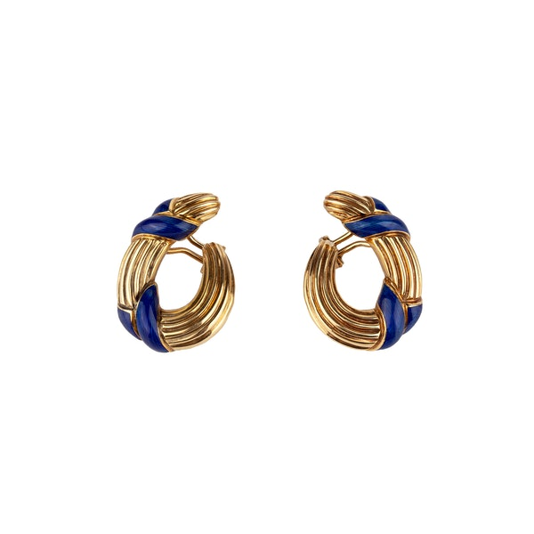 Gold Earrings by Tiffany - image 1