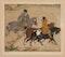ELYSE ASHE LORD 'CHINESE HORSEMEN' BY ELYSE ASHE LORD, (1900 – 1971) - image 1