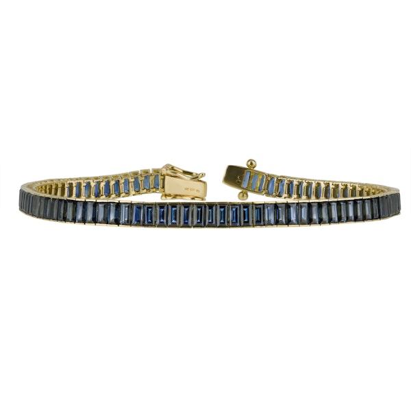 Sapphire Line bracelet - image 1