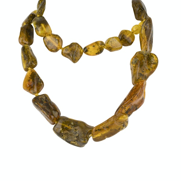 Amber Necklace - image 1