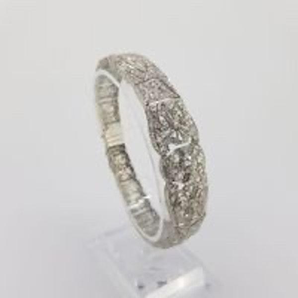 Art Deco Tapered Bracelet - image 2