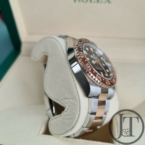 """Rolex GMT Master II 126711CHNR """"Root Beer"""" - image 3"""