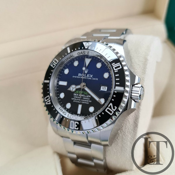 Rolex DEEPSEA Sea Dweller 126660 James Cameron 2020 - image 2