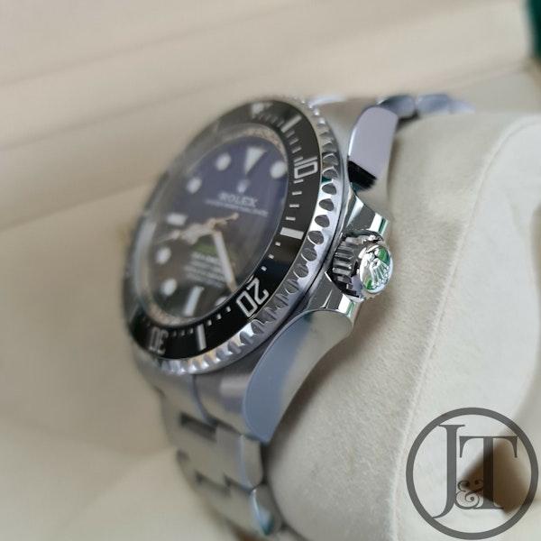 Rolex DEEPSEA Sea Dweller 126660 James Cameron 2020 - image 5