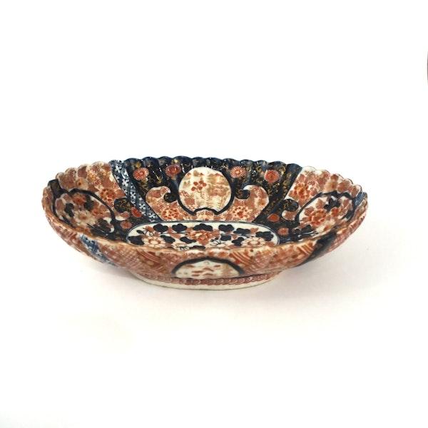 Japanese imari bowl - image 2