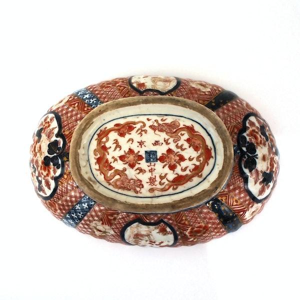 Japanese imari bowl - image 6