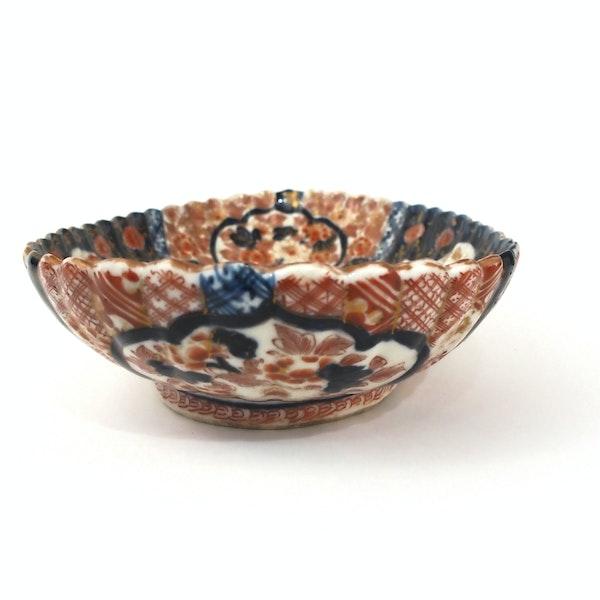 Japanese imari bowl - image 4