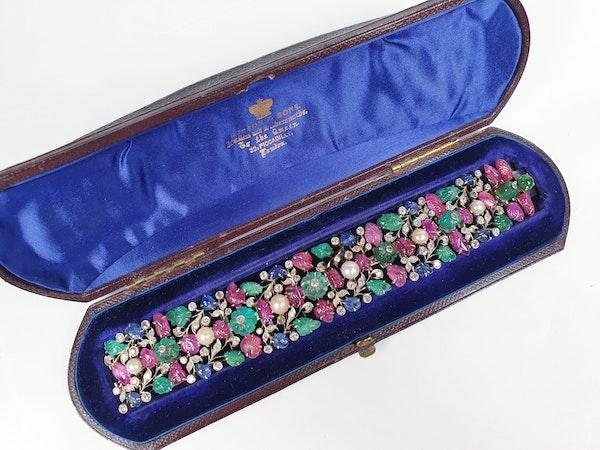 Tutti Frutti Gem Stone Bracelet  DBGEMS - image 1