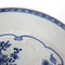 Chinese 18th Century blue and white plate - image 2