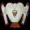 Fredrick James Partridge. An Arts & Crafts / Art Nouveau gold, enamel and plique-a-jour pendant. - image 3