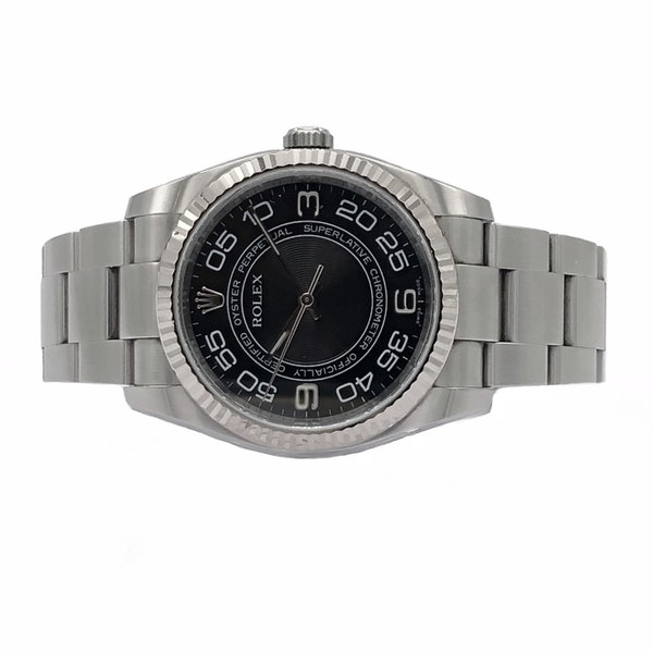 ROLEX OYSTER PERPETUAL 116034 - image 4