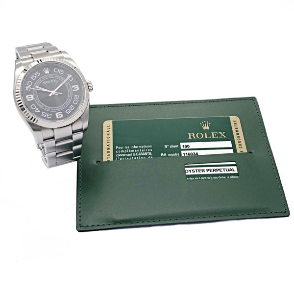ROLEX OYSTER PERPETUAL 116034 - image 6
