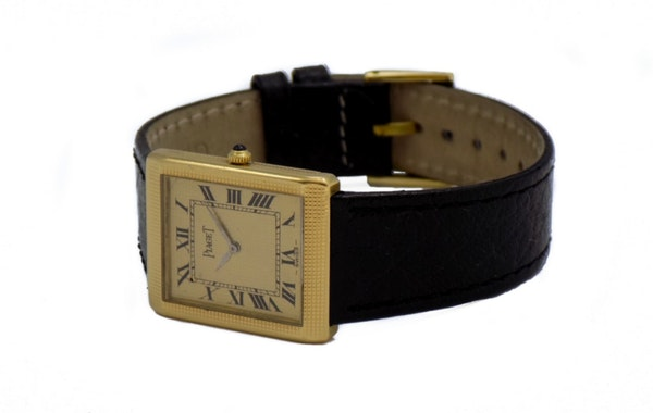 PIAGET VINTAGE SQUARE MANUAL WINDING - image 4
