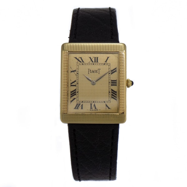 PIAGET VINTAGE SQUARE MANUAL WINDING - image 3